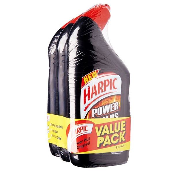 Waangoo Harpic Active Cleaning Gel Wild Flower
