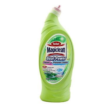 Picture of Magiclean Toilet Dual Power Forest Fresh Cleaner