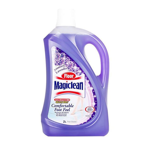 Picture of Magiclean Floor Cleaner Aromatic Lavender