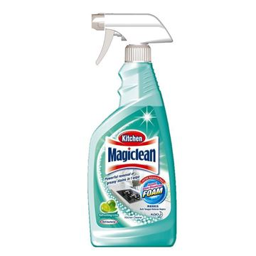 Picture of Magiclean Kitchen Cleaner Lime Scent Trigger