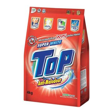 Picture of TOP Super White   Powder Detergent