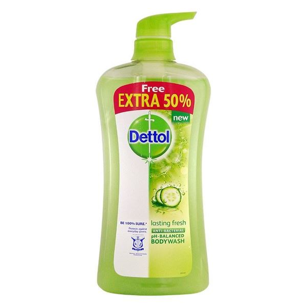 Picture of Dettol Lasting Fresh Body Wash
