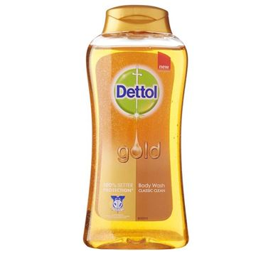 Picture of Dettol Gold Classic Clean Shower Gel
