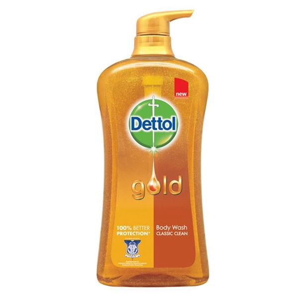 Nice Dettol Gold Classic Clean Shower Gel