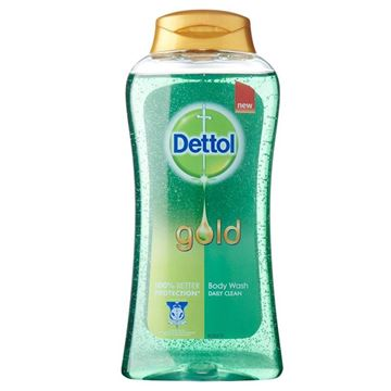 Picture of Dettol Gold Daily Clean Shower Gel