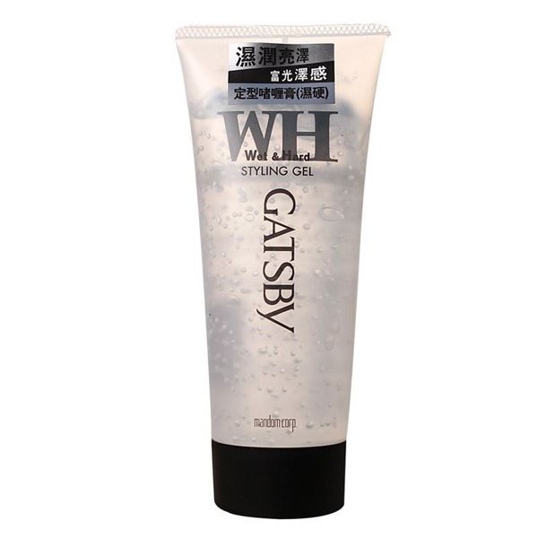 Picture of Gatsby Hair Styling Gel Wet & Hard