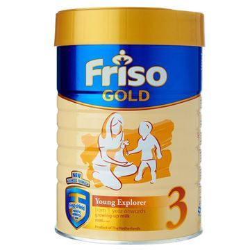 Picture of Friso Gold Young Explorer Growing Up Milk Stage 3