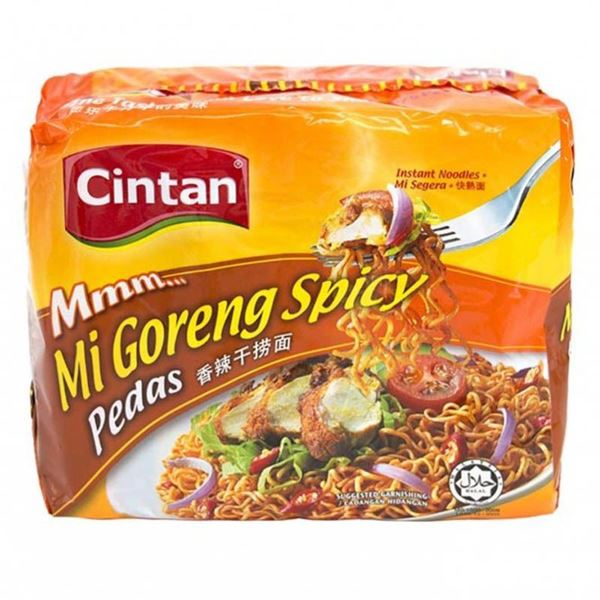 Picture of Cintan Noodle Spicy Goreng