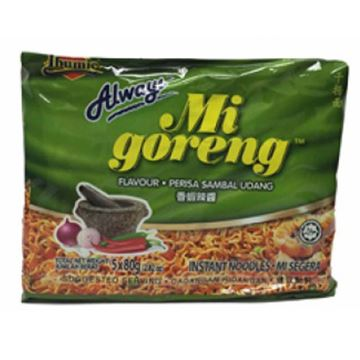 Picture of Ibumie Mi Goreng Sambal Udang Instant Noodles