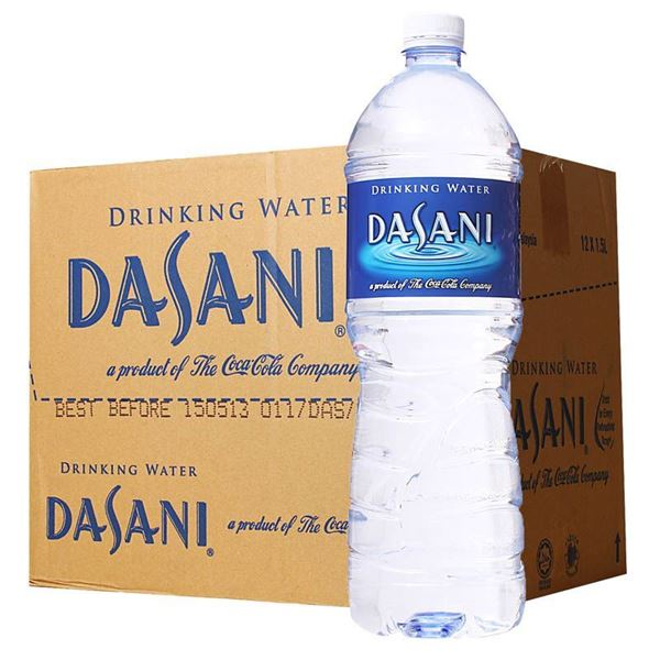 Picture of Dasani Drinking Water  Case