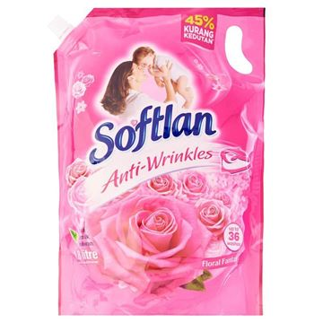 Picture of Softlan Anti Wrinkles Floral Fantasy Fabric Conditioner
