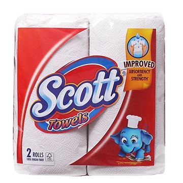 Picture of Scott Multi Purpose Kitchen Towels