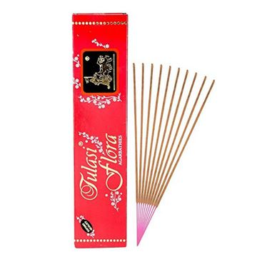 Picture of Tulasi Flora Incense Sticks (Agarbathi)