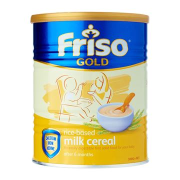 Picture of Friso Gold Rice Based Milk Cereal (After 6 Mths)
