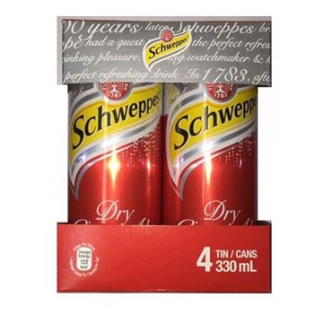Picture of Schweppes Dry Ginger Ale
