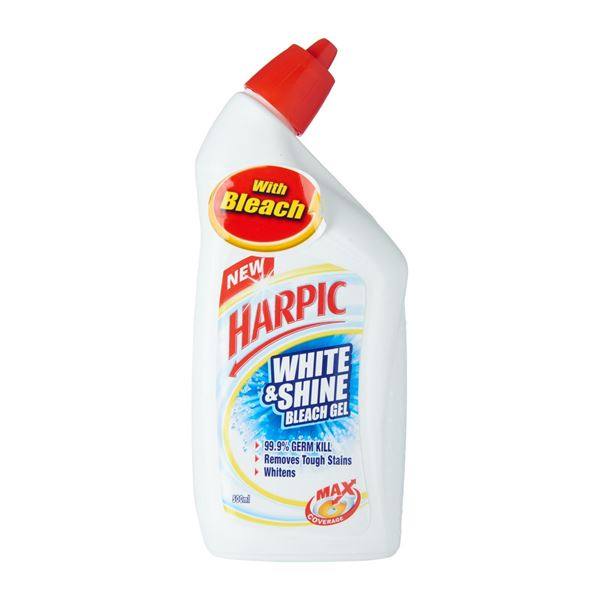 Waangoo Harpic White Shine Active Cleaning Gel