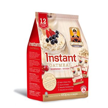 Picture of Captain Oats Instant Oatmeal