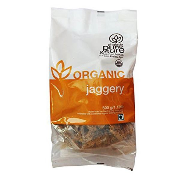 Picture of Phalada Pure & Sure Organic Jaggery