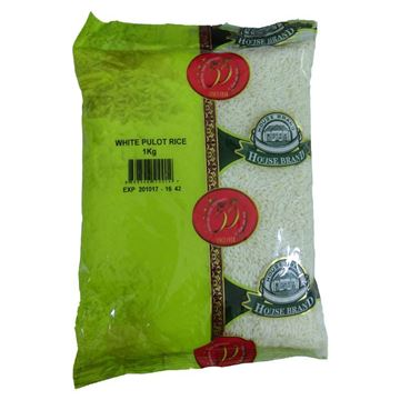 Picture of House Brand White Pullot Rice