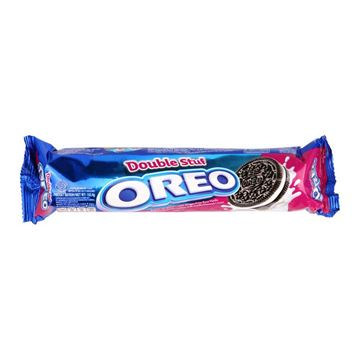 Picture of OREO Sandwich Cookies Double Stuff Original