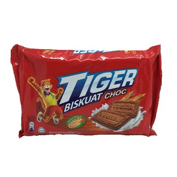 Picture of Tiger Biscuits Chocolate
