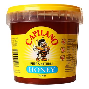 Picture of Capilano Pure & Natural Honey