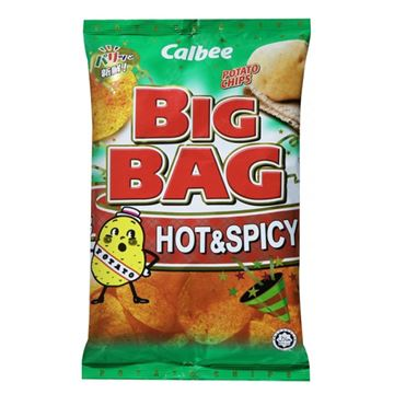 Picture of Calbee Big Bag Hot Spicy
