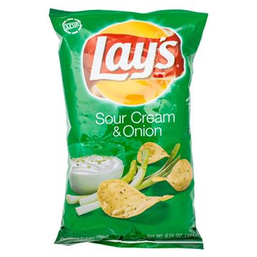 Picture of Lays Sour Cream & Onion