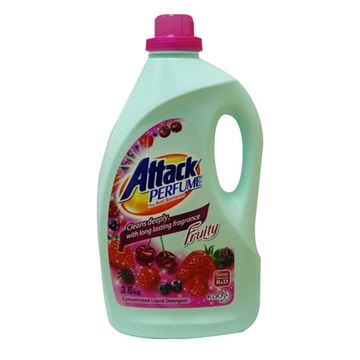 Picture of Attack Perfume Plus Fruity Liquid Detergent