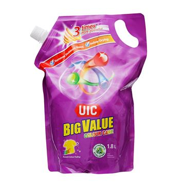 Picture of UIC Big Value Colour Care Liquid Detergent Refill