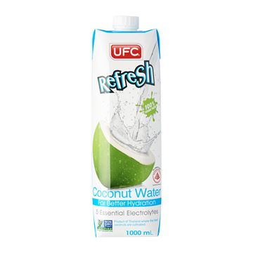 Picture of UFC Refresh 100% Natural Coconut Water