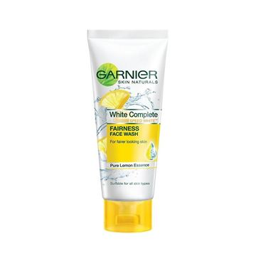 Picture of Garnier  White Complete Double Action Face Wash