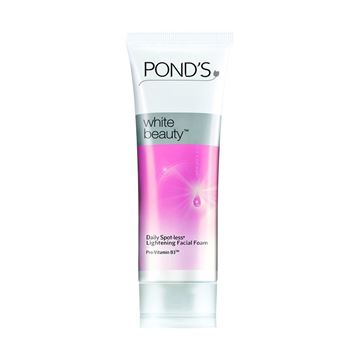 Picture of POND's  White Beauty spotless Rosy White Daily facial foam