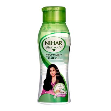 Picture of Nihar Naturals Coconut Hair Oil With Jasmine