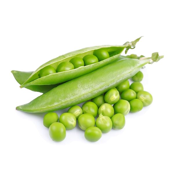 Picture of Fresh Whole Green Peas (India)