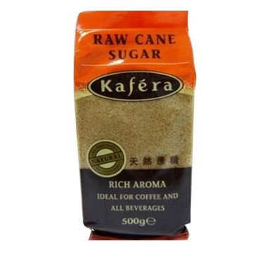Picture of Kafera Raw Cane Sugar (Brown Sugar)