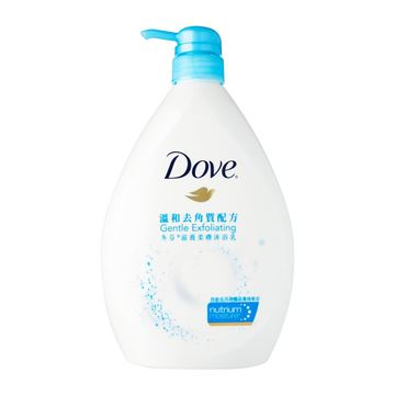Picture of Dove Gentle Exfoliating Body Wash