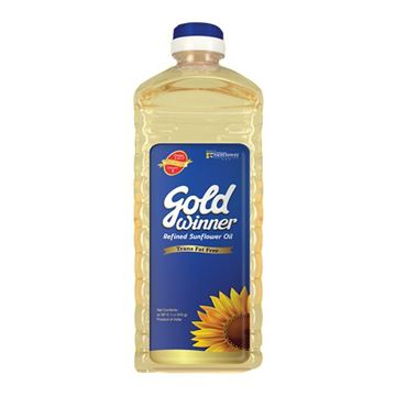 Picture of Gold Winner Sunflower Oil