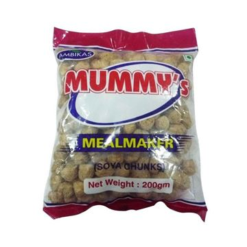 Picture of Mummy's Soya Chunks (Meal Maker)