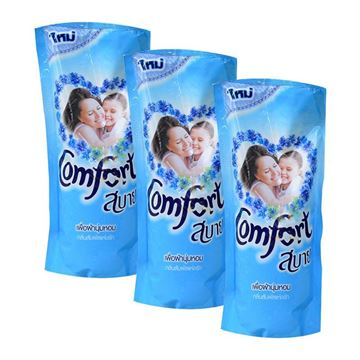 Picture of Comfort Fabric Conditioner Touch of Love (Blue) Refill