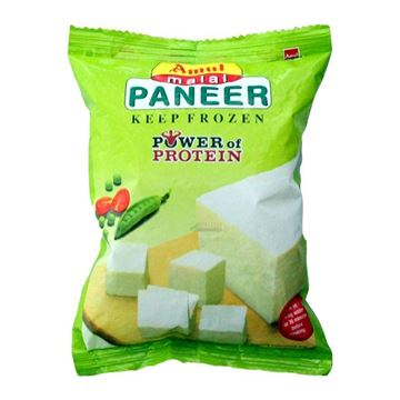 Picture of AMUL Paneer Diced CUBES  (Chilled)