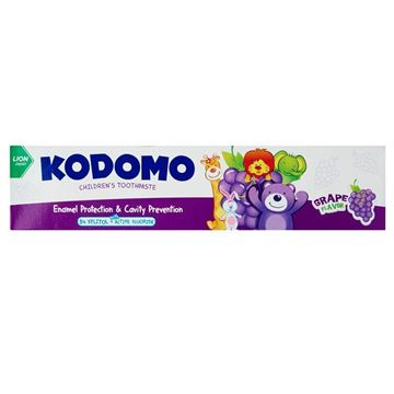 Picture of Kodomo Child Toothpaste Grape