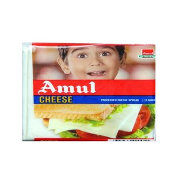 Picture of AMUL Cheese Slices (Chilled)