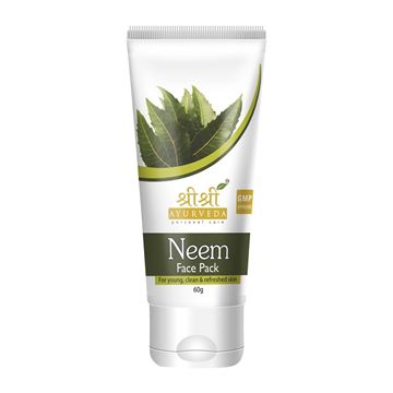 Picture of Sri Sri Ayurveda Neem Face Pack Face Cleanser