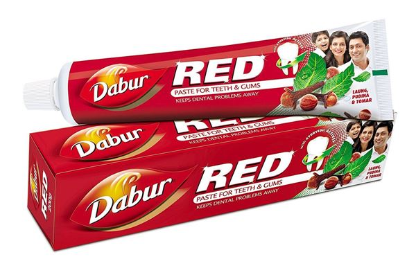 Picture of Dabur Red Ayurvedic Toothpaste