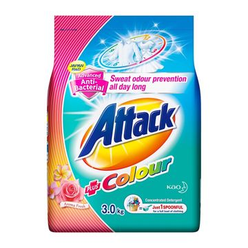 Picture of Attack Colour Ultra Powder Detergent