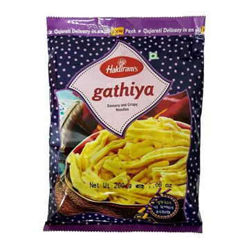Picture of Haldiram's Gathiya Savoury & Crispy Noodles
