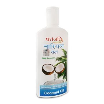 Picture of Patanjali Edible Coconut Oil for Hair