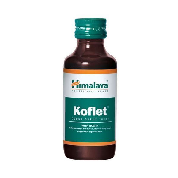 Picture of Himalaya Koflet Cough Syrup
