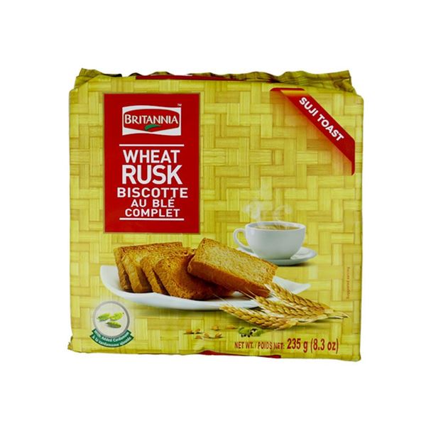 Picture of Britannia Wheat Rusk (Toast)